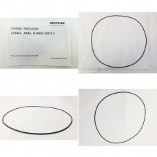 ANEL O´RING 286 X 3 MM